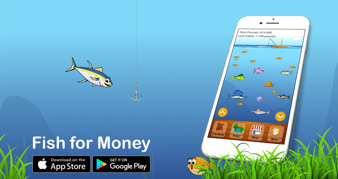 Fish for Money - Apps that Pay